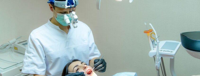 Стоматологические бинокуляры
